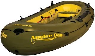AIRHEAD Angler Bay Dinghy Inflatable Boat