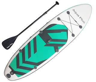 Aqua Plus Inflatable Stand up Paddle Board