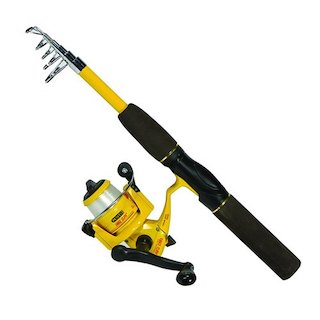 Eagle Cllaw Spin Combo Telescopic Rod