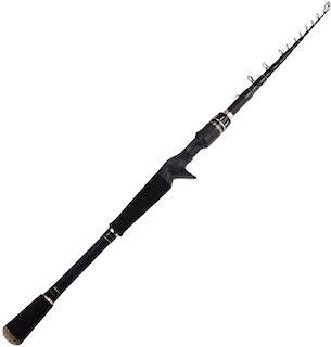Kastking Blackhawk II Telescopic Bass Fishing Rod