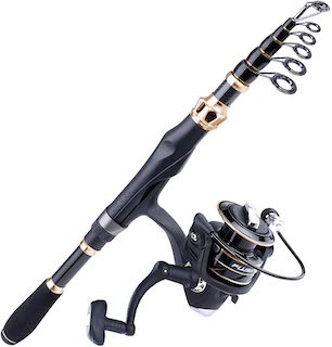 Plusinno Telescopic Fishing Rod