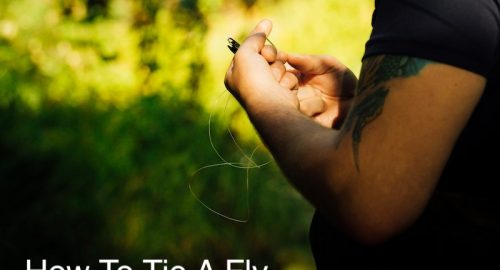 How To Tie A Fly